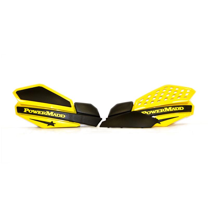 Yellow & Black Handguard
