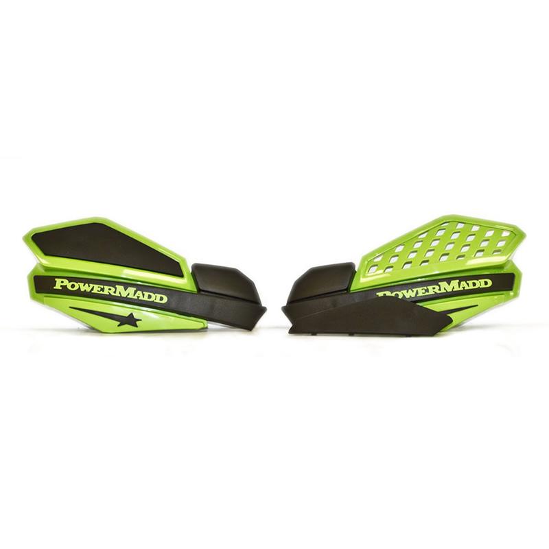 Green & Black Handguard