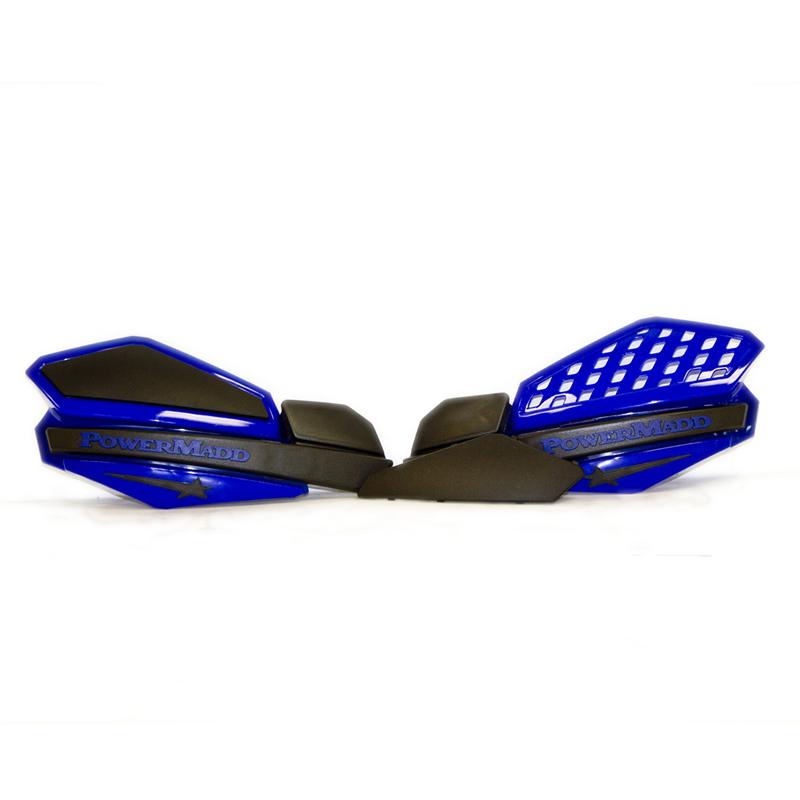 Blue & Black Handguard