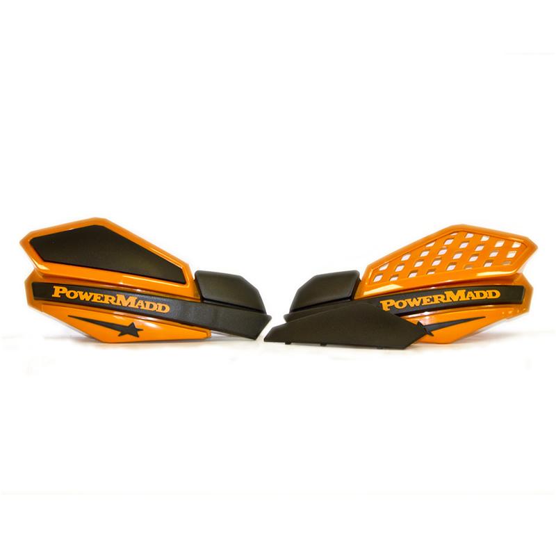 Orange & Black Handguard