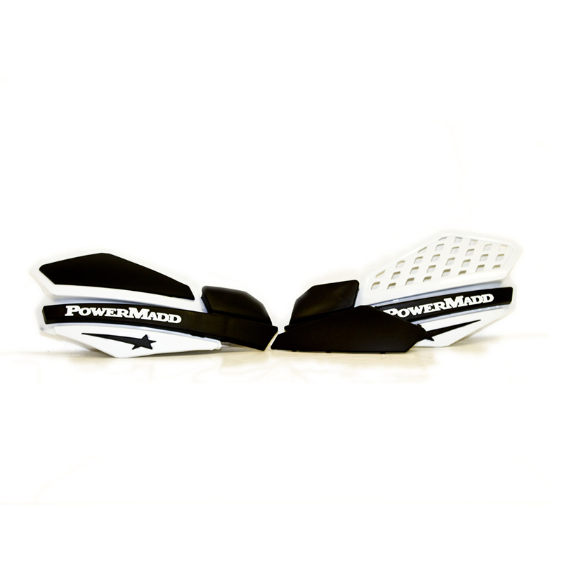 White & Black Handguard