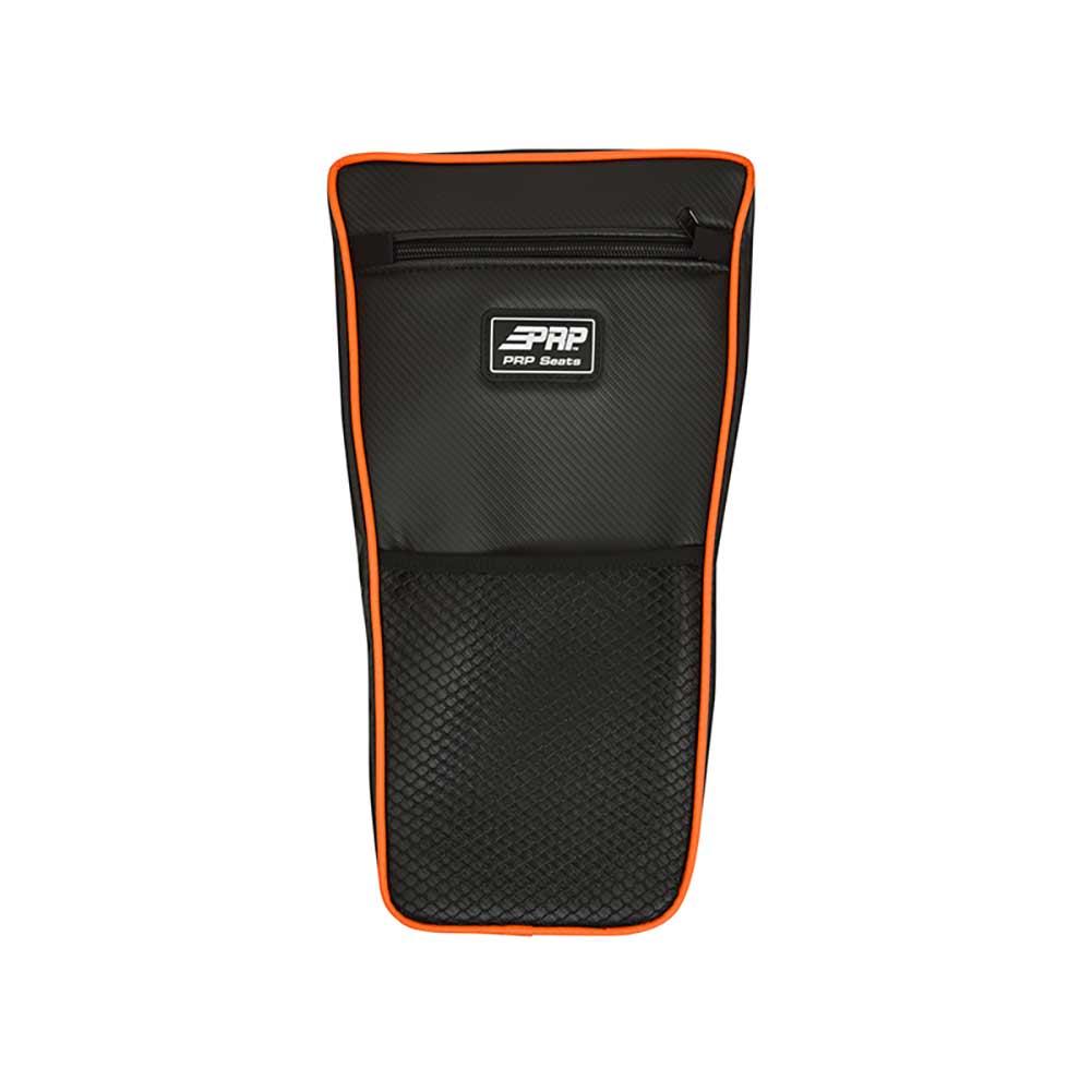 Black & Orange UTV Center Bag