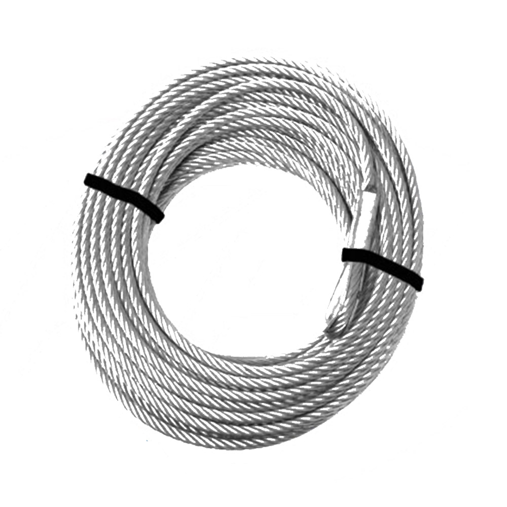 4500-5000 Series ATV-CBL-4K KFI Products Replacement Steel Cable for KFI Winch Kit