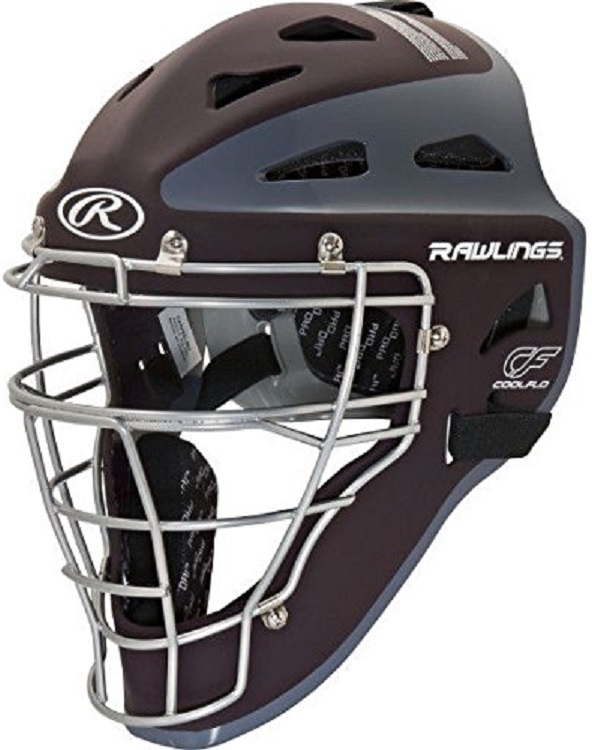 Rawlings Adult Pro Preferred Hockey Style Catchers Helmet 7 1//8-7 3//4