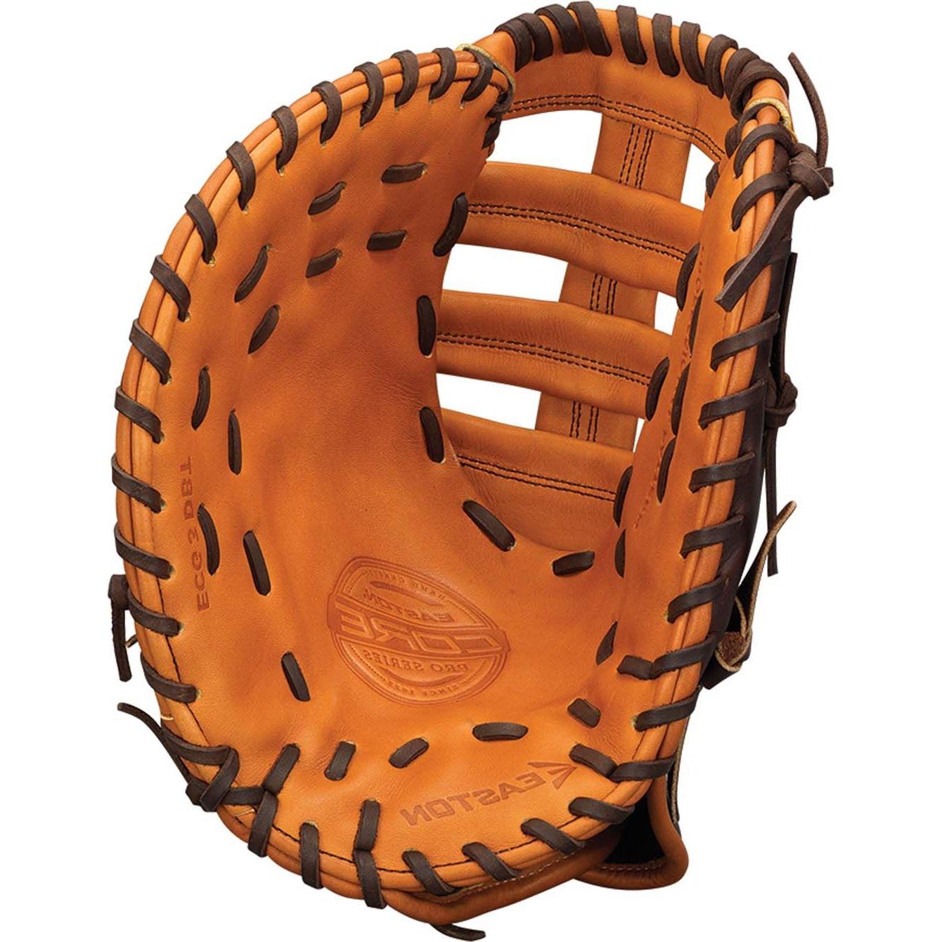 "Easton LHT Natural Elite Series NATB3 12.75/"" Baseball First Base Mitt"