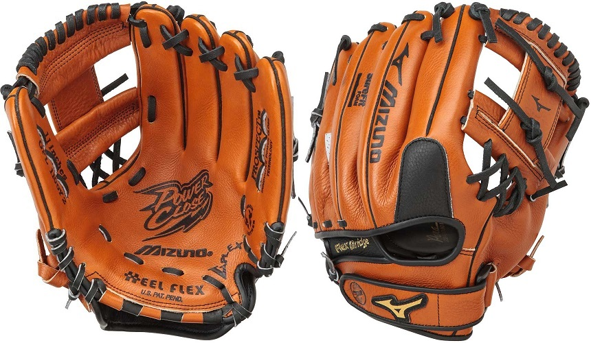 Youth Baseball Glove Leather : Mizuno gpl y quot prospect series youth leather