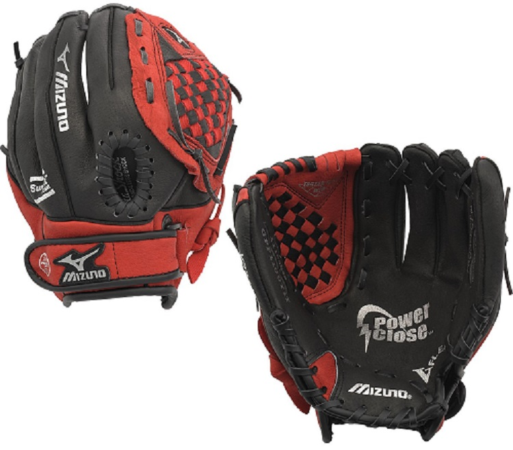 Youth Baseball Glove Leather : Mizuno gpp y t quot prospect series youth leather
