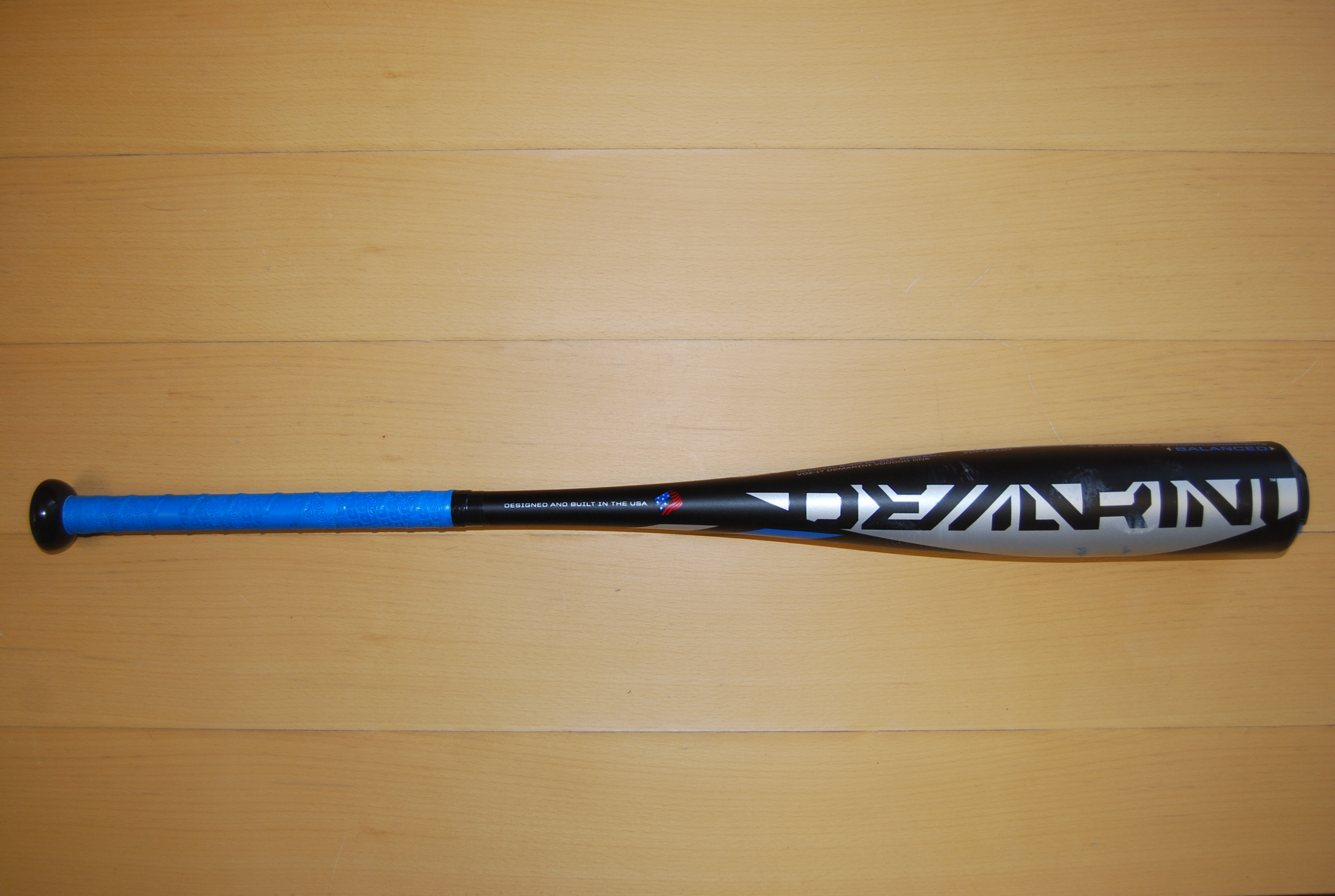 Details about GRS-9 USED DEMARINI 31 21 Voodoo One 2 3 4 Big Barrel  Baseball Bat Warranty 869a40b5b1