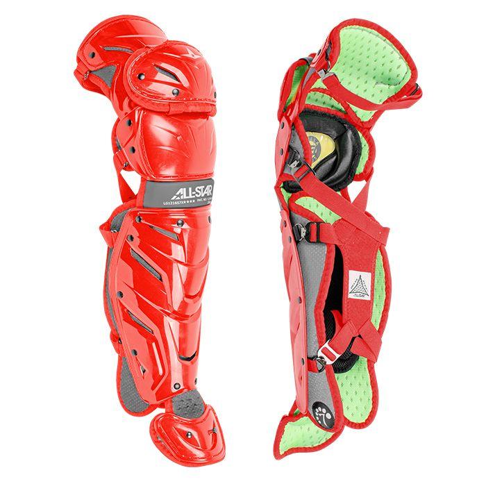 All-Star LG912S7X System 13.5 In 9-12 System LG912S7X 7 Leg/Shin Guards S7 Baseball 85da98