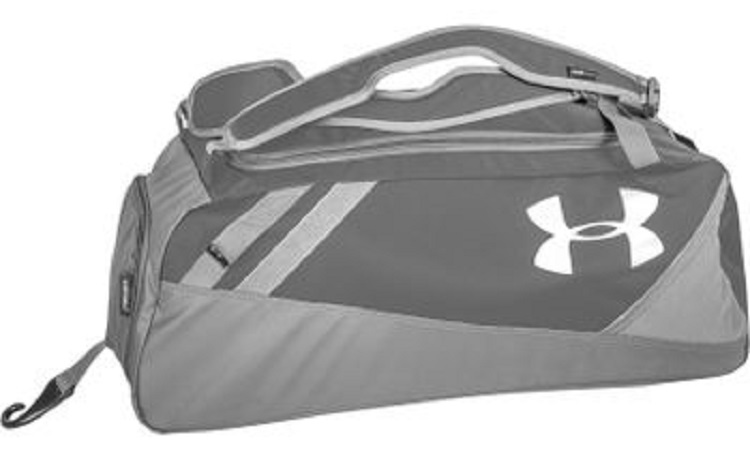 best service b4957 b87a9 Under Armour UASB-CONMID Graphite Converge Player Mid Duffle   Backpack Bat  Pack