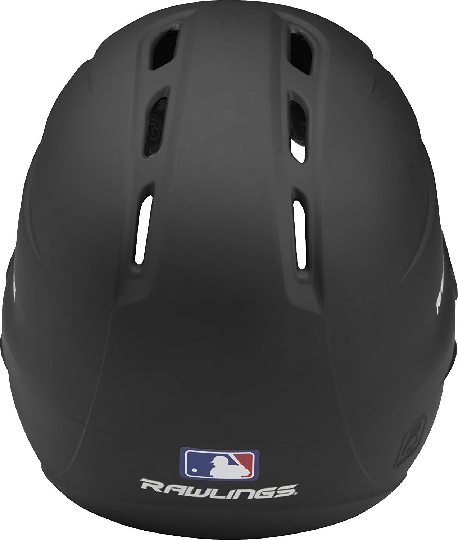 Rawlings CoolFlo Matte 2-Tone XV1 Baseball Softball Batting Helmet 7.25-7.75