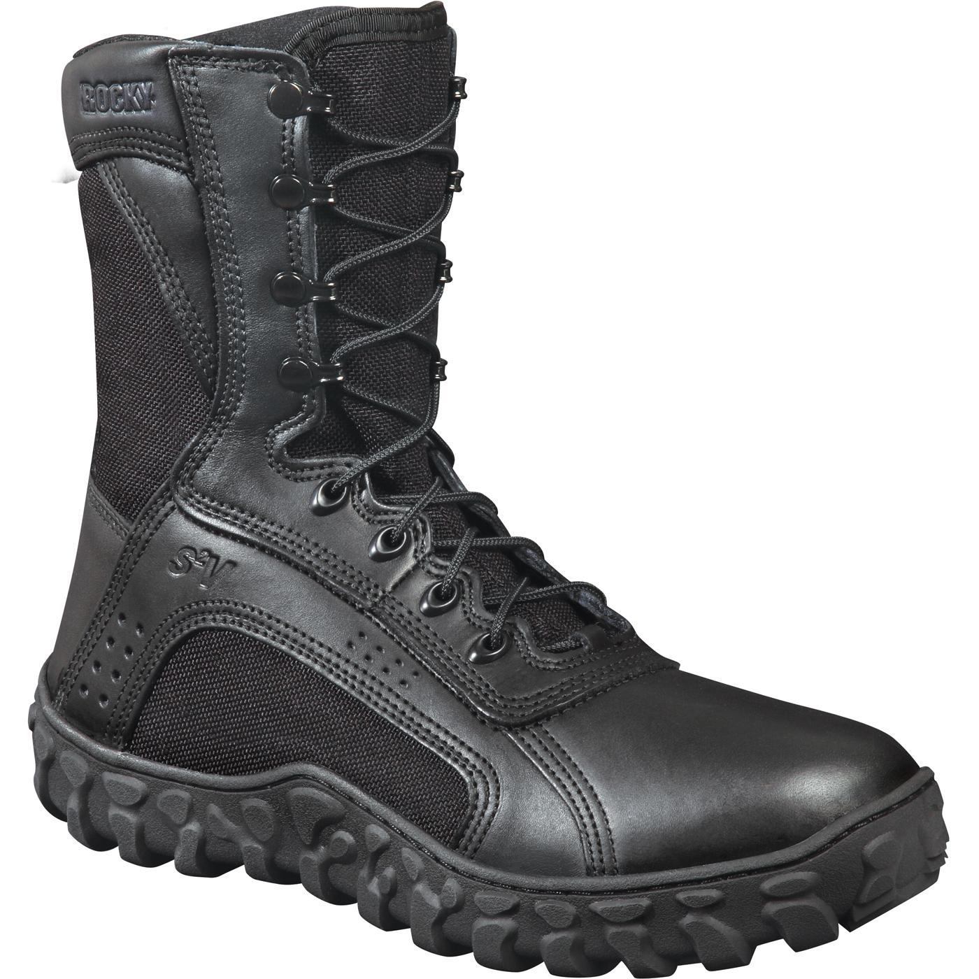 Rocky S2v Vented Military Duty Boots 14 Regular Ebay