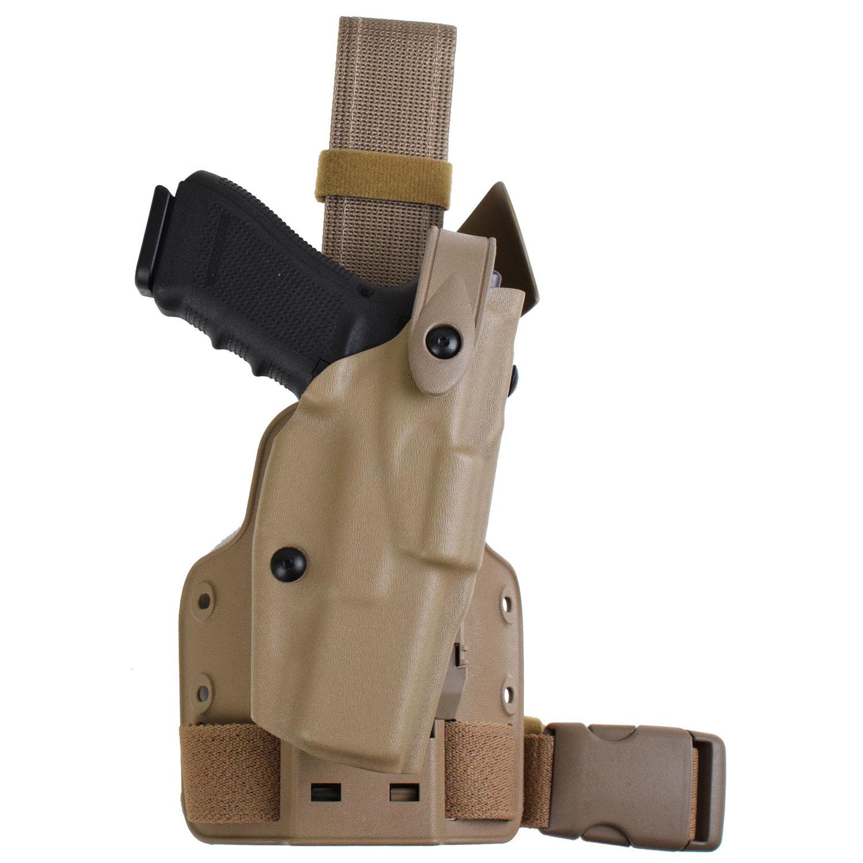 Details about Safariland 6004 SLS Tactical Holster w Double Leg Straps 831605d23