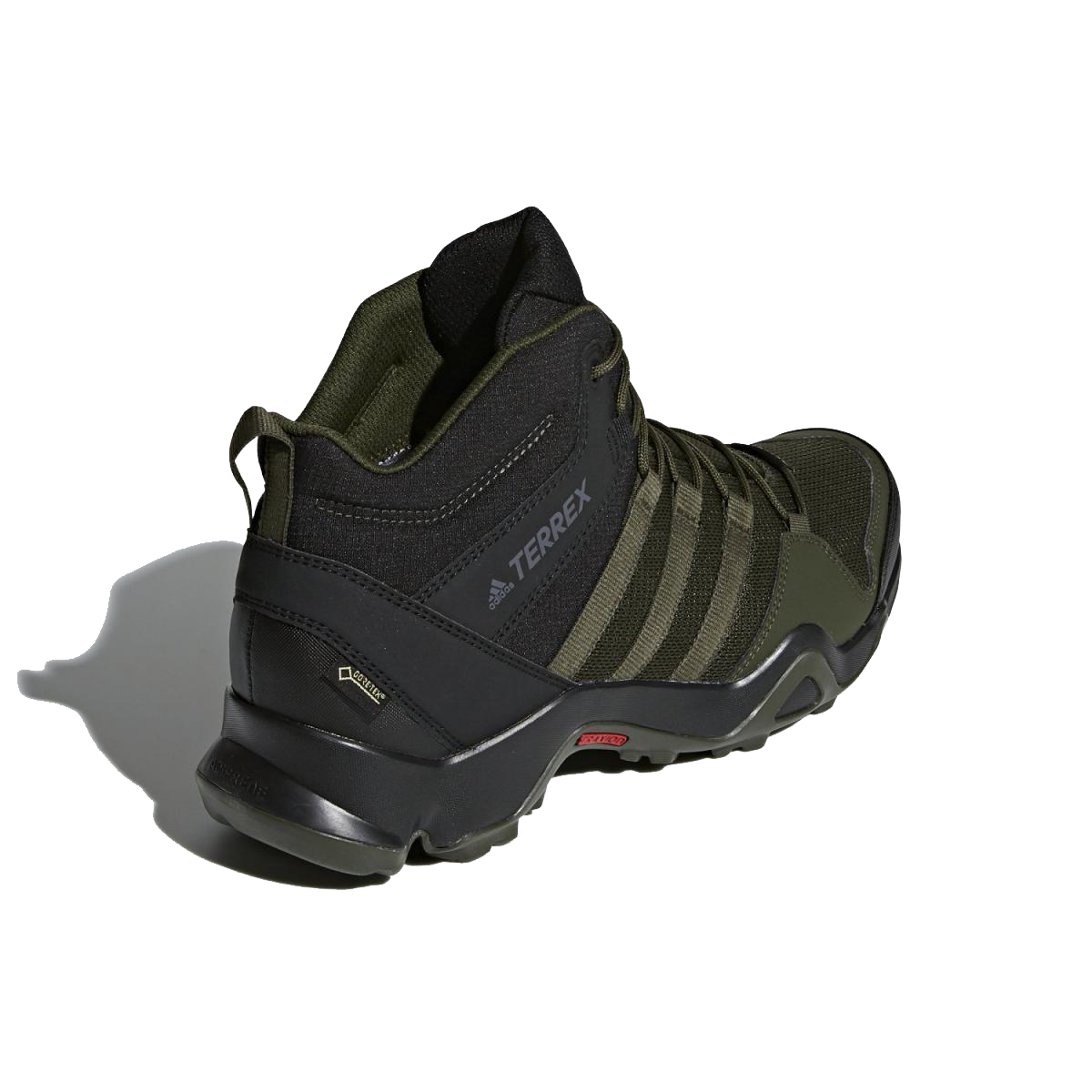 Sombra Jarra agitación  Adidas AC8036 Men's Terrex AX2R Mid GTX Night Cargo / Black Shoes | eBay
