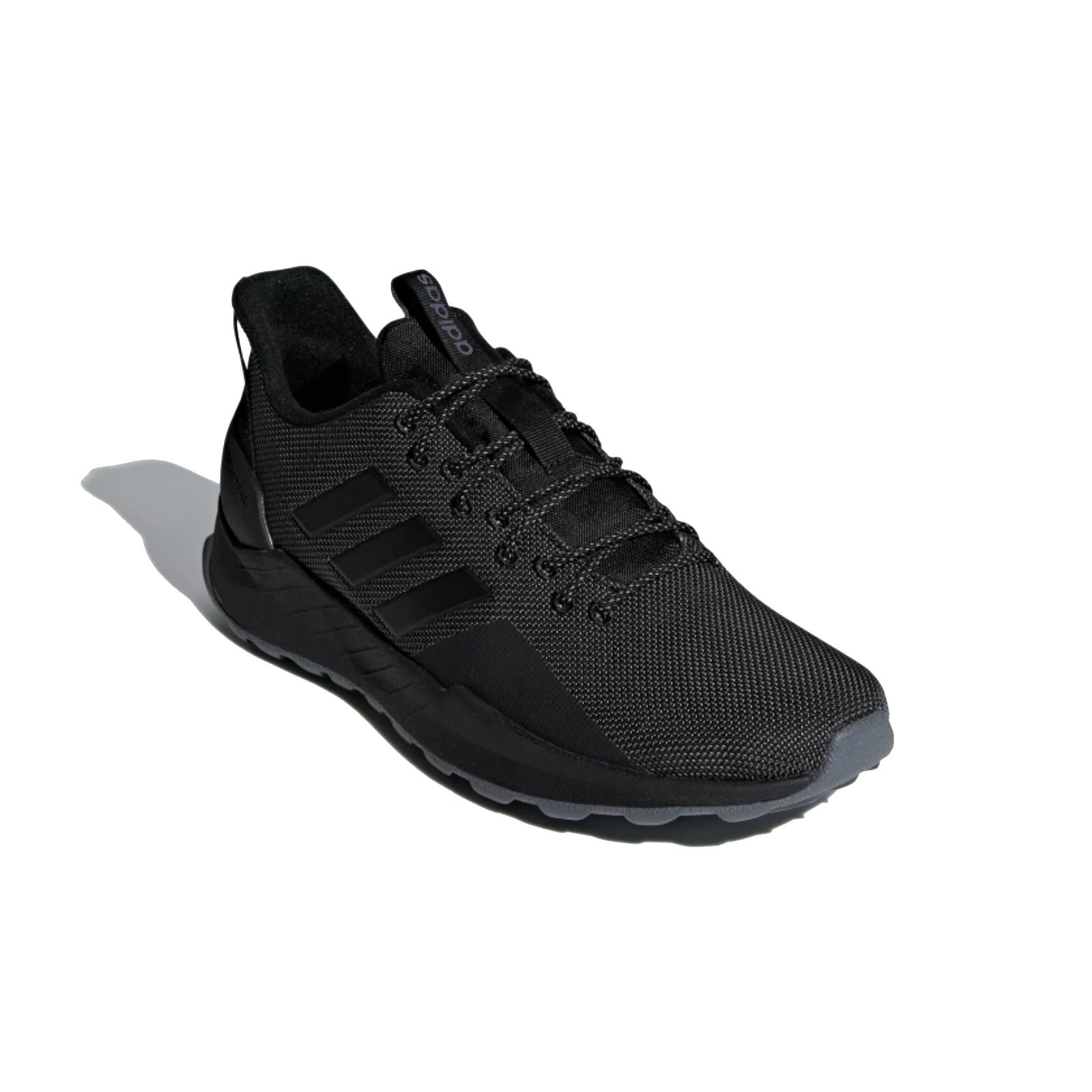 differently 10f1e 057c5 Adidas BB7436 Men s Questar Trail Running Shoes, CoreBlack CoreBlack Grey,  7.5