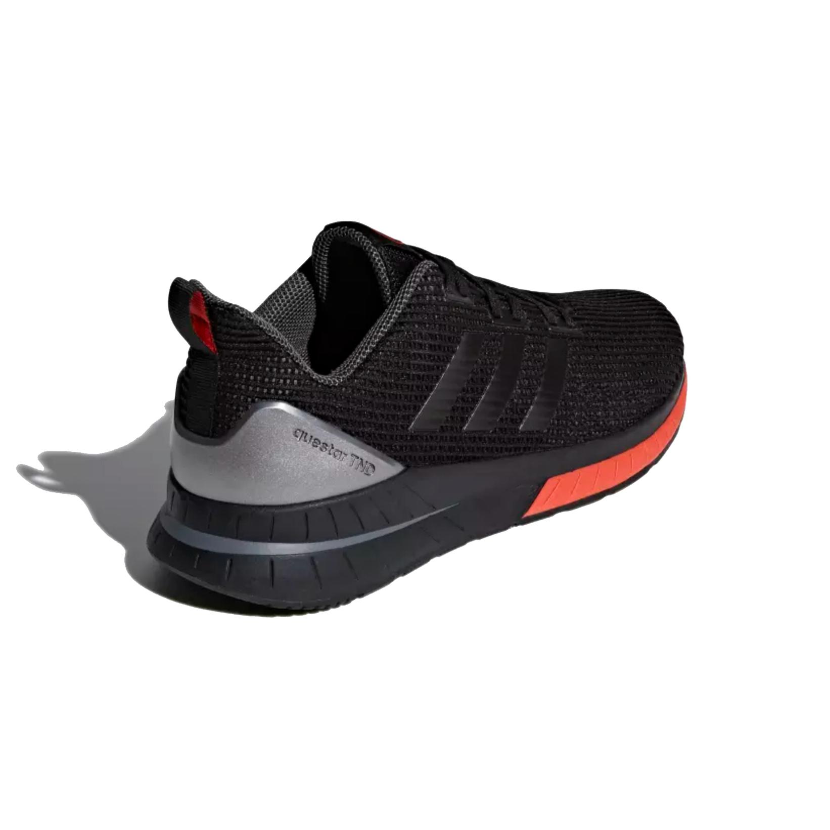 competitive price 9deaa 750b0 Adidas DB2543 Men s Questar TND Shoes, Core Black Core Black Core Red, 10.5