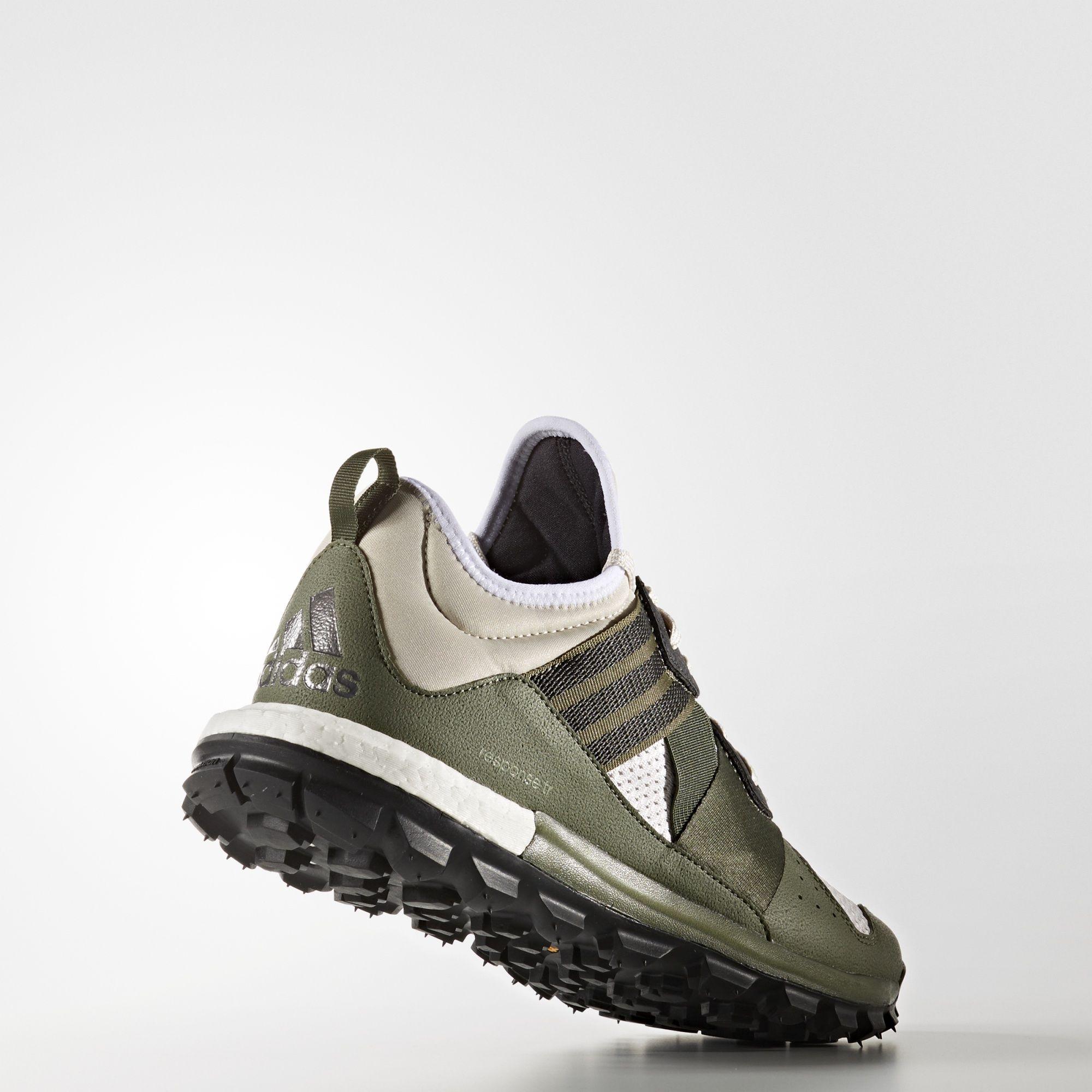 Adidas Bb3935 Mens Running Response Boost Trail Shoes