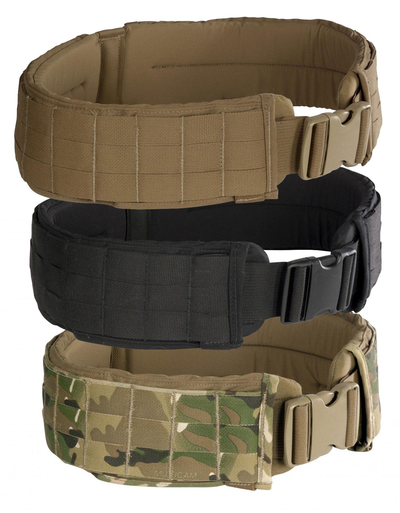 Granite Tactical Gear Padded Patrol Belt Ebay