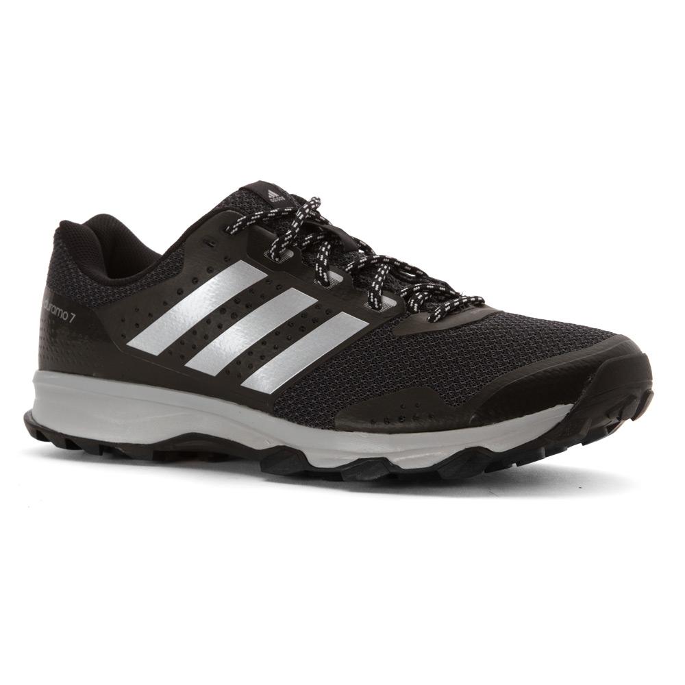Adidas BB2638 Men's Duramo 7 Trail Running Shoes, Black