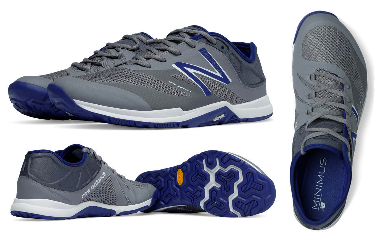 timeless design 29432 21183 Details about New Balance MX20MB5 Minimus Trainer Men s Cross-Training  Shoes, Grey with Blue