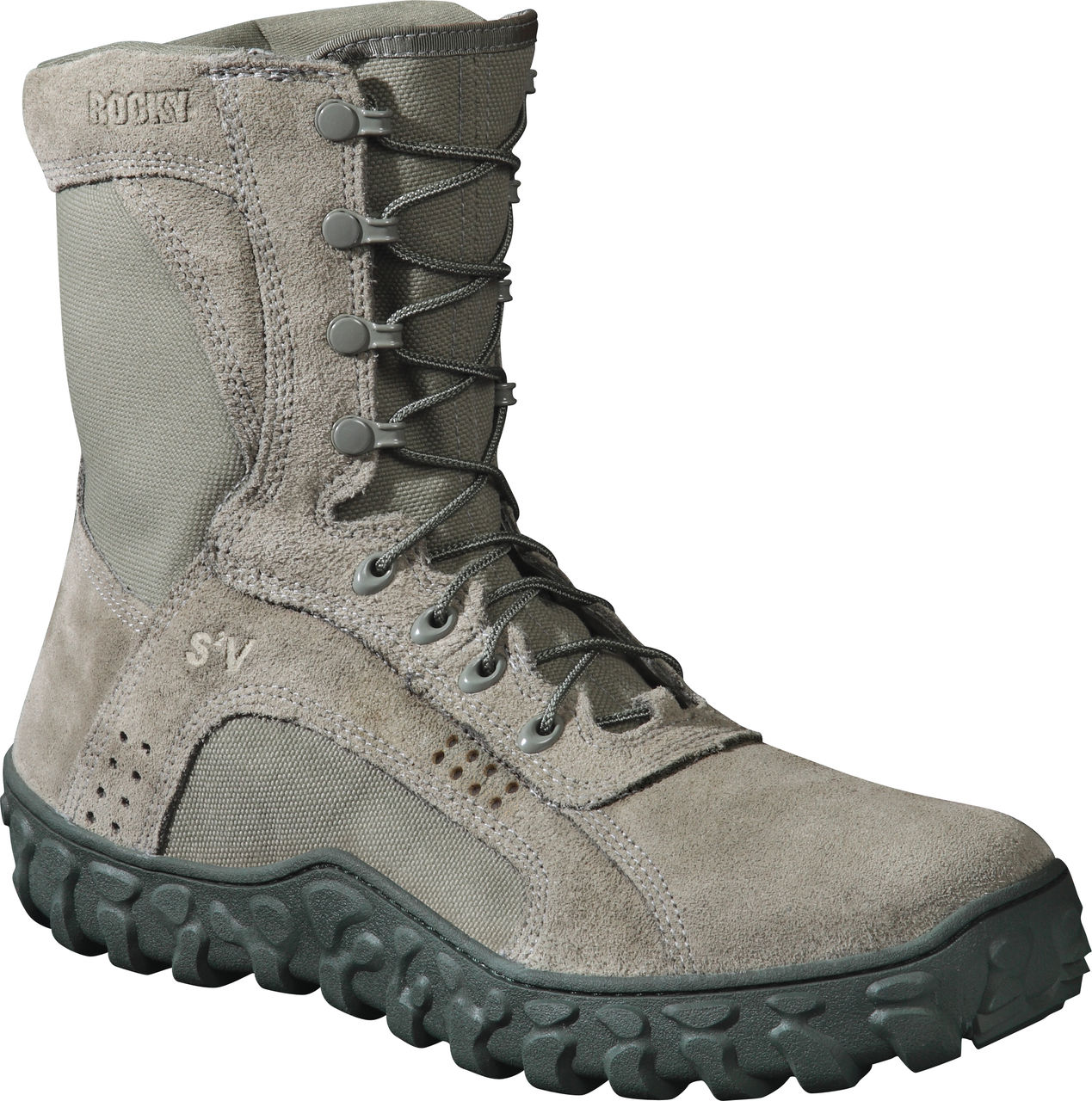 Rocky 103 S2v Vented Military Boots Ebay