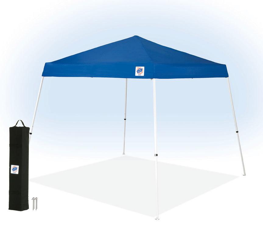 E-Z-UP-10x10-Sierra-II-Instant-Shelter-Canopy  sc 1 st  eBay & E-Z UP 10x10 Sierra II Instant Shelter Canopy | eBay