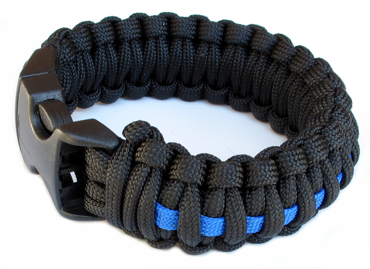 Breaking News! Survival Straps saves Halloween! Customer, Travis N., shares how his Survival Strap Bracelet stopped what could have been a catastrophe!