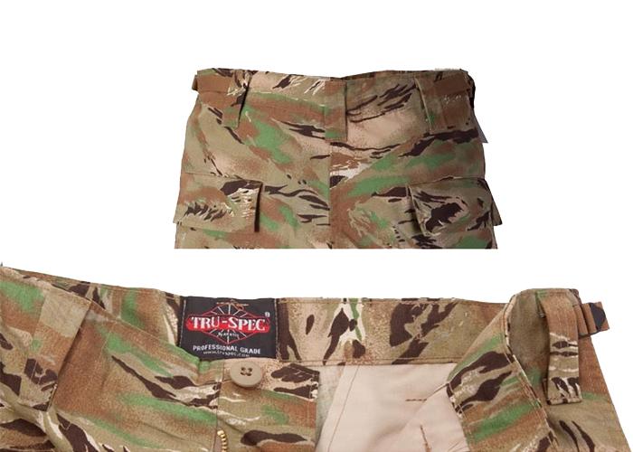 Tru-Spec-Men-039-s-All-Terrain-Tiger-Poly-Cotton-Ripstop-BDU-Shorts thumbnail 6