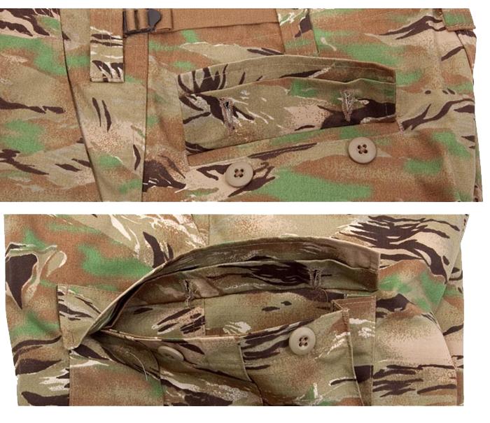 Tru-Spec-Men-039-s-All-Terrain-Tiger-Poly-Cotton-Ripstop-BDU-Shorts thumbnail 7