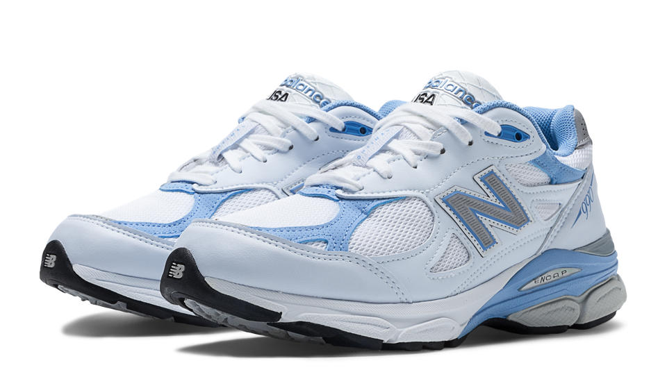 New Balance W990WB3 Mujer Everyday Running Zapatos, Blanco with with with dfc2b2