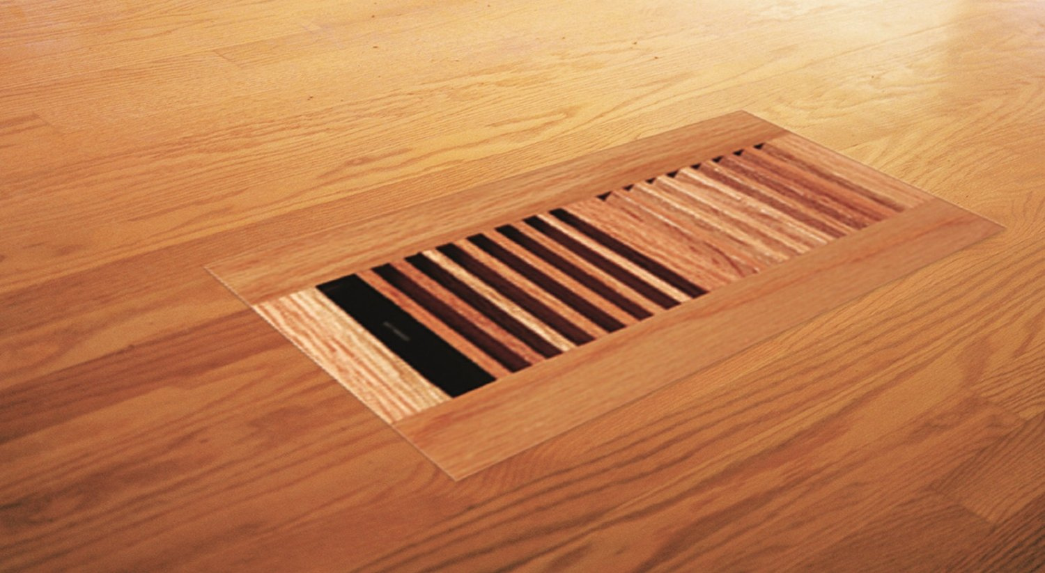 Venice Wooden 4 Quot X10 Quot White Oak Wood Vent Floor Register