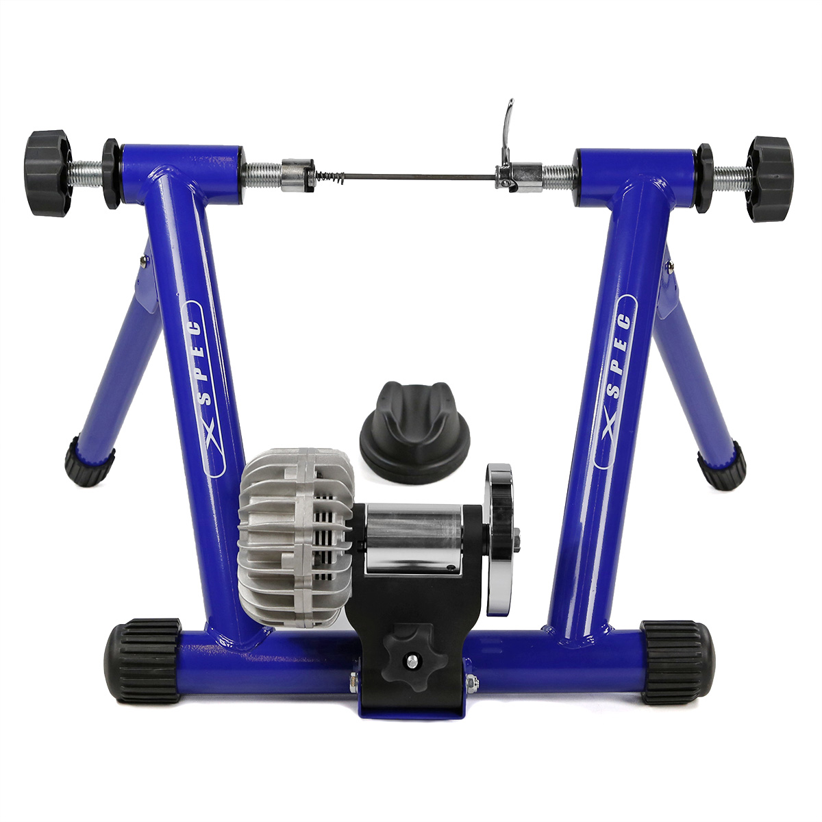 Fluid Exercise Bike Trainer Stand W Fluid Resistance