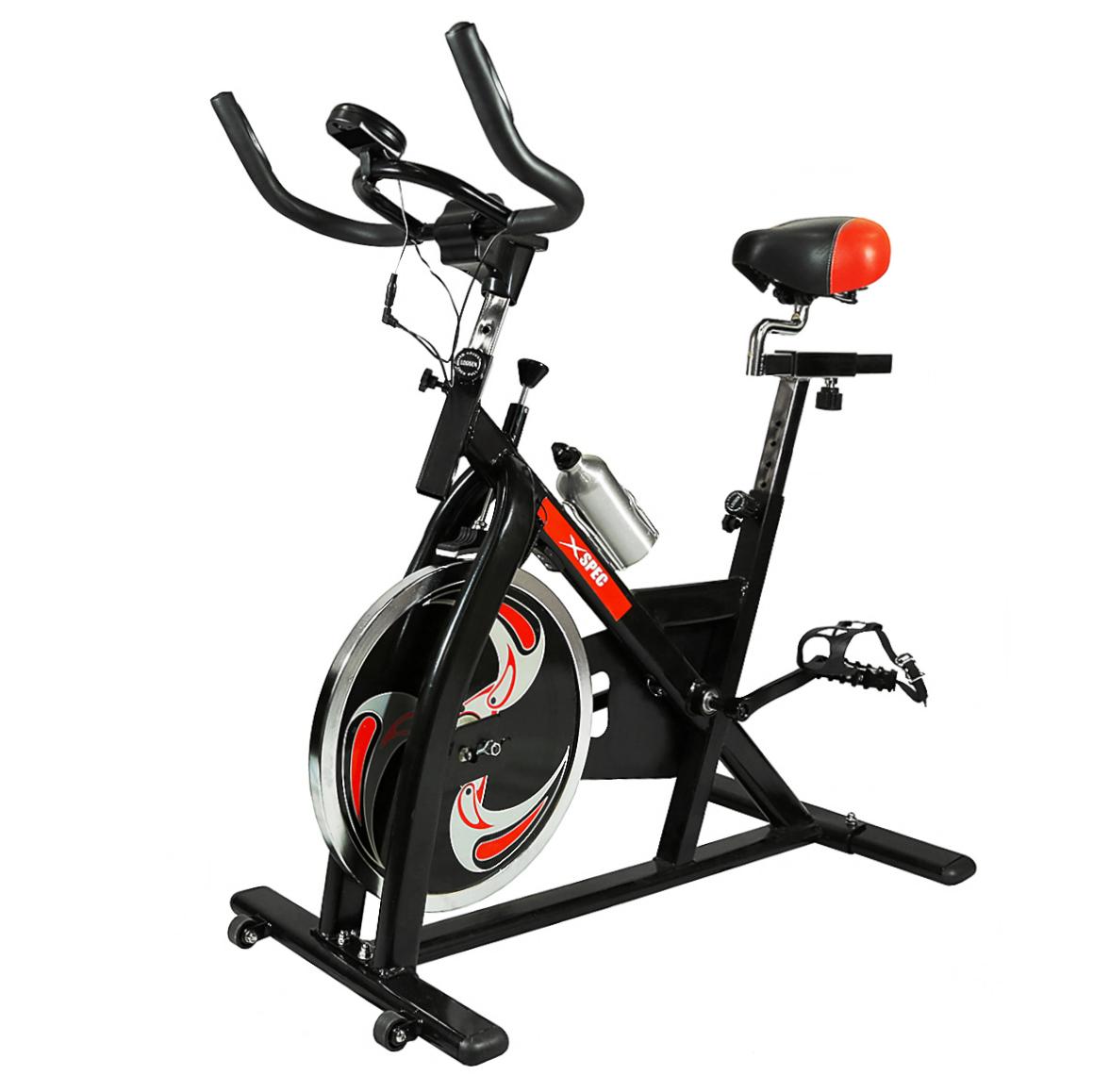 Exercise Bike Next Day Delivery: NEW Xspec Pro Stationary Upright Exercise Bike Indoor