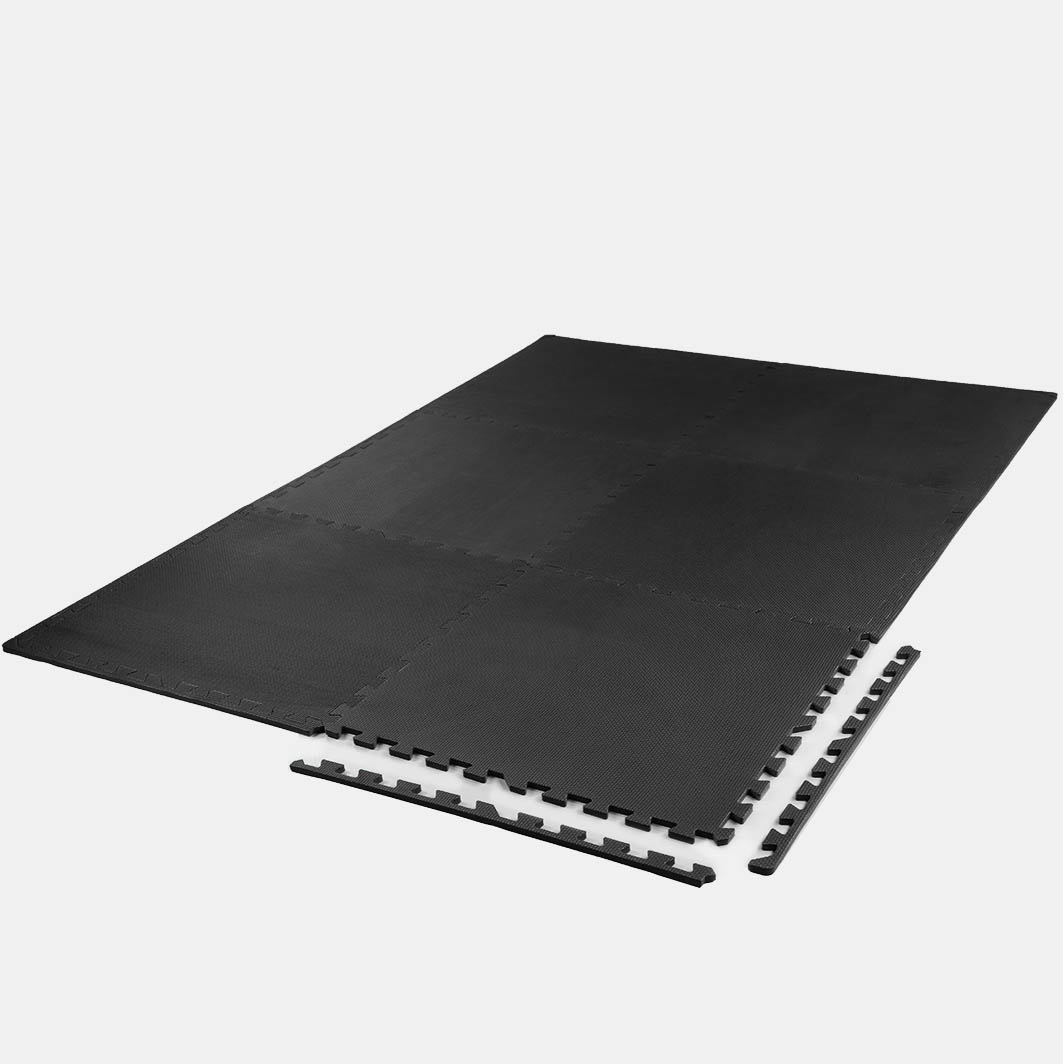 x pack stalwart gym grey foam mat interlocking p eva in flooring mats floor
