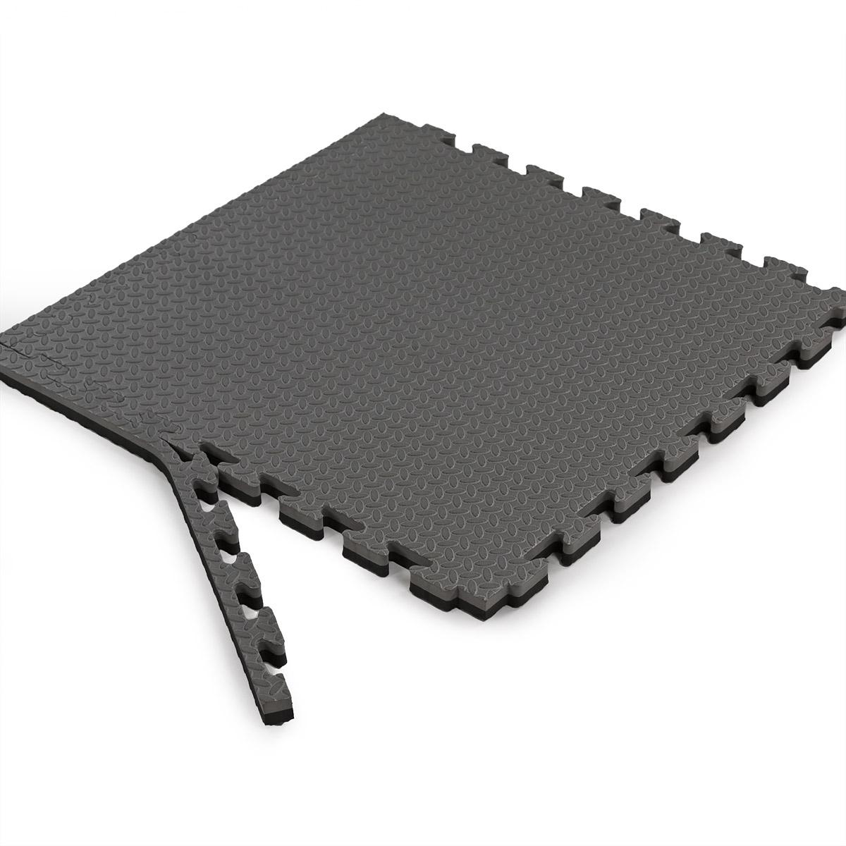 Mat 48 sq ft. 12 pieces No Tax Norsk Reversible Foam Flooring