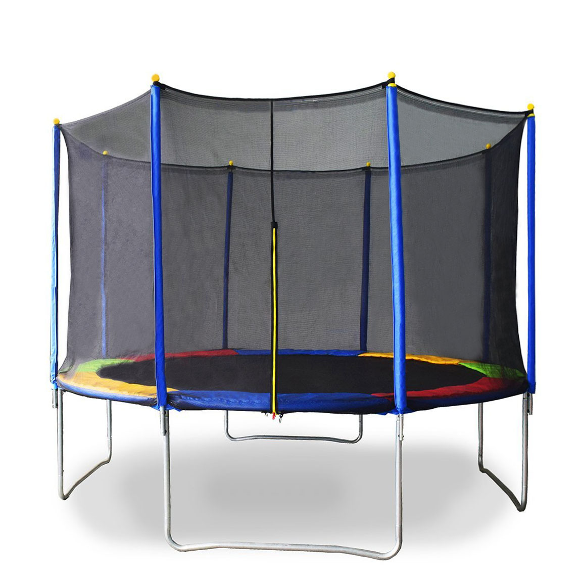 Trampoline Colorado Springs Sale: New Clevr 12 FT Trampoline Bounce Jump Safety Enclosure