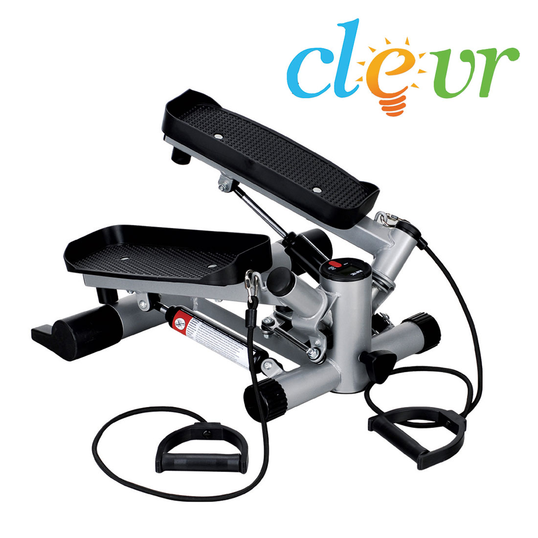Clevr Twister Stepper Step Machine Cardio Fitness Trainer