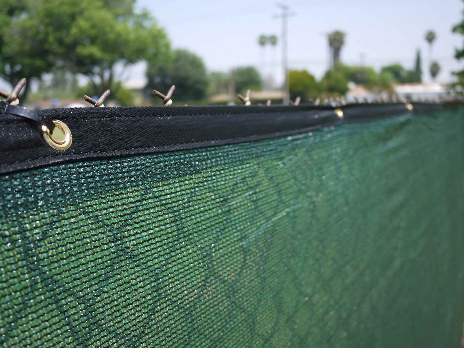 Privacy screen for chain link fence ebay -  Picture 8 Of 12