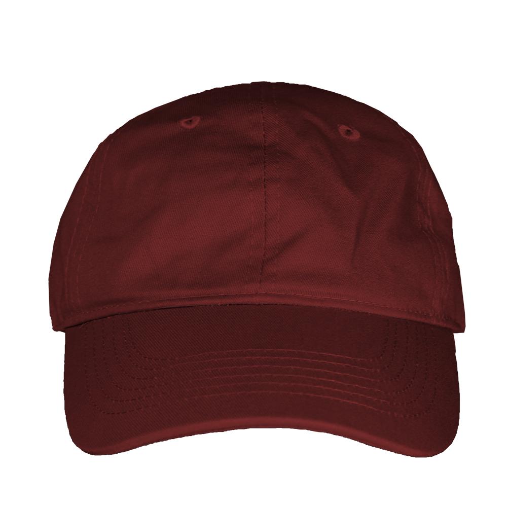 NEW Plain Solid Cotton Polo Baseball Ball Cap Hat Blank Adjustable Clasp 3b4657129c7
