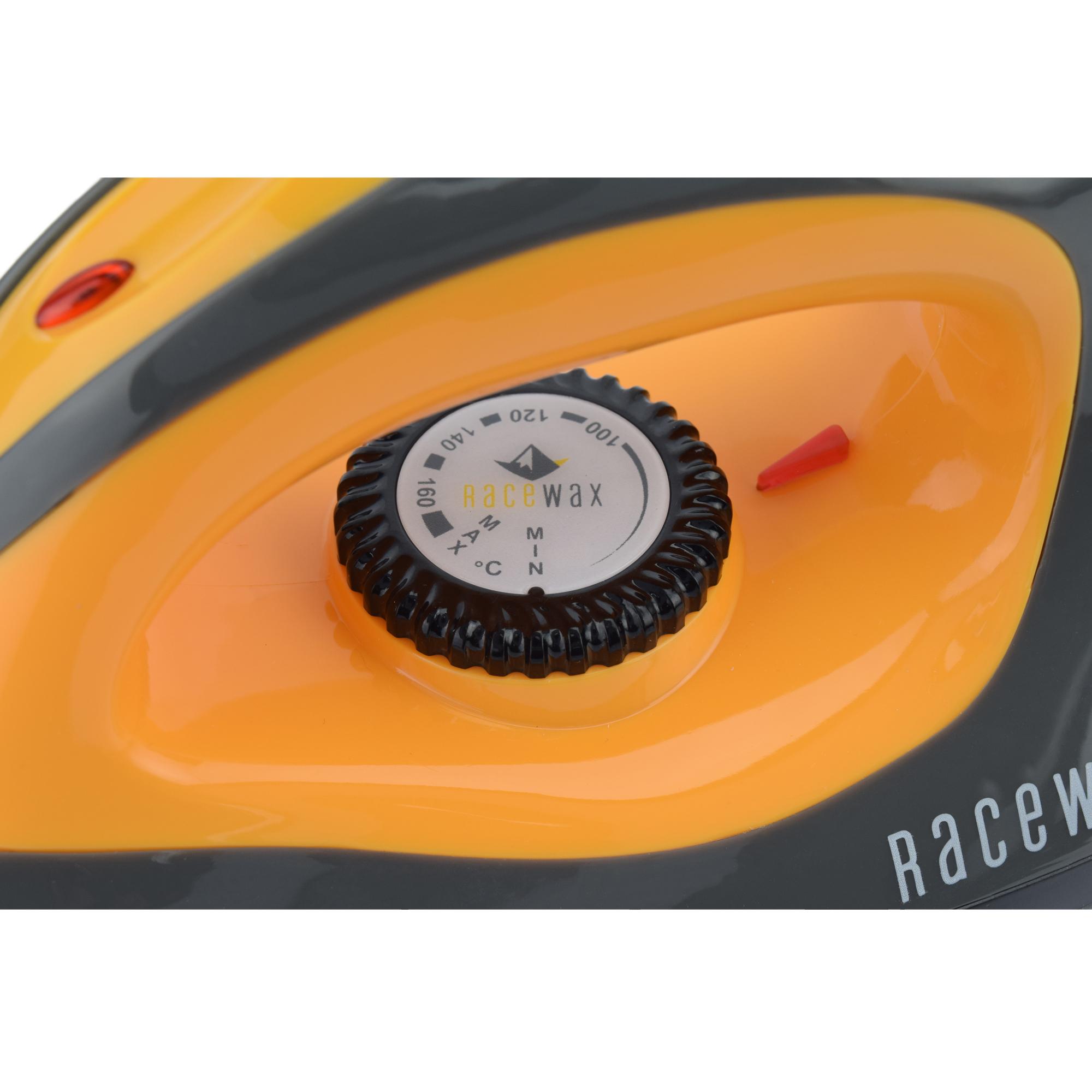 RaceWax-Swix Elite Ski Wax Tuning Kit Plus Ski Vise Accepts Snowboard Adapter