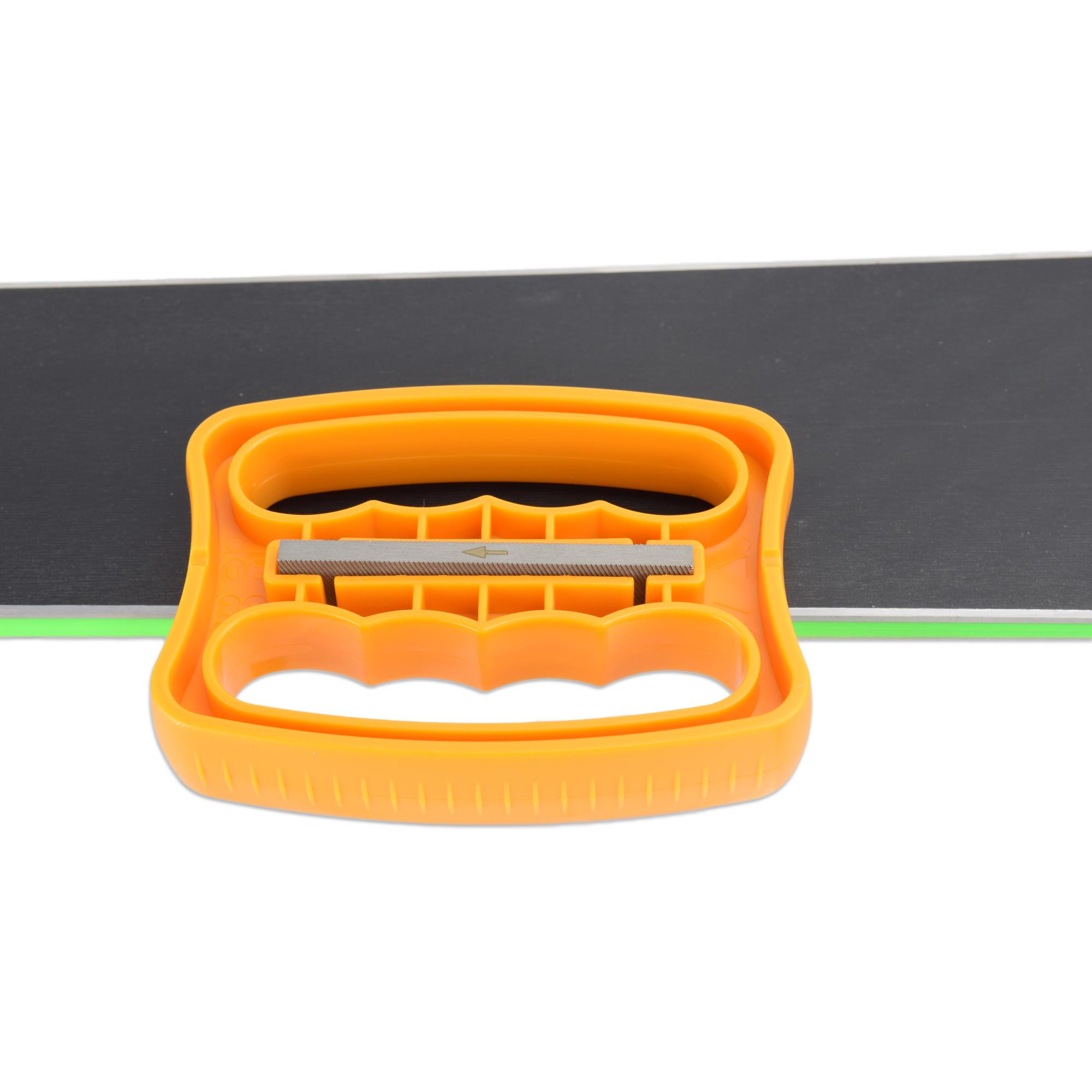 Vise RaceWax Digital Ski Wax Tuning Kit Accepts Snowboard Adapter