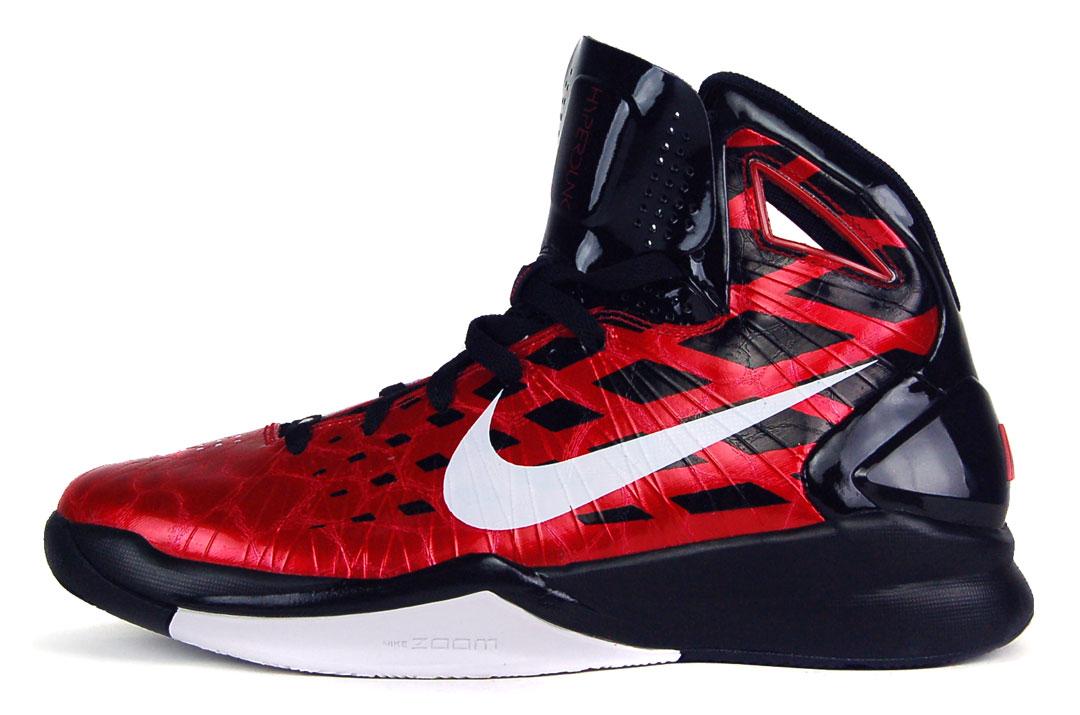 Nike Hyperdunk 2010 Sz 10.5 Mens Basketball Shoes Red