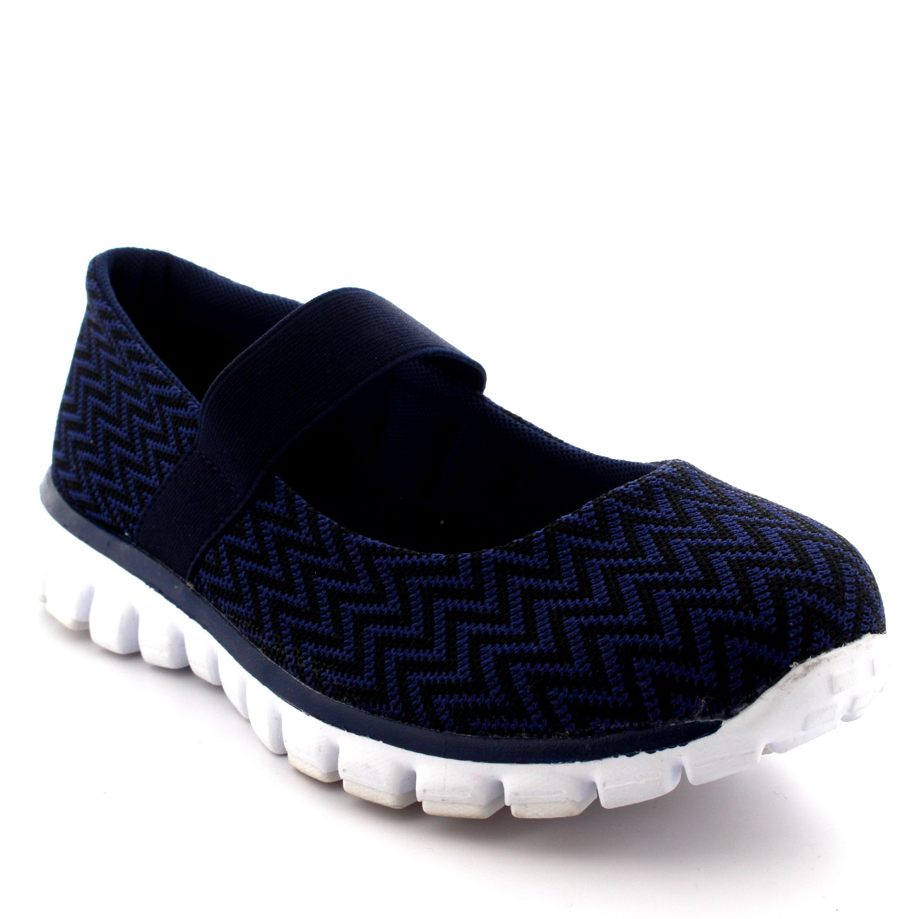 sports shoes b4d0c bf002 Details about Womens Running Walking Low Top Sports Work Shoes Gym Mary  Jane Trainers UK 3-9