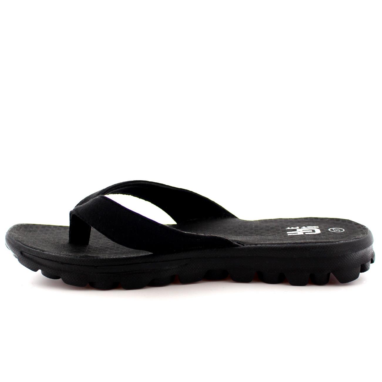 29407219bda3ab Womens Toe Post Lightweight Summer Flip Flop Walking Sports Sandal ...