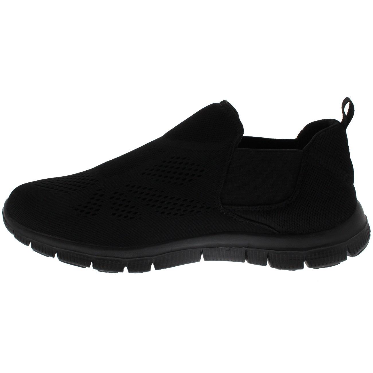 Para Mujer Malla Atlético Caminar Gimnasio Correr Elástico Ligero Zapatillas UK 3-10