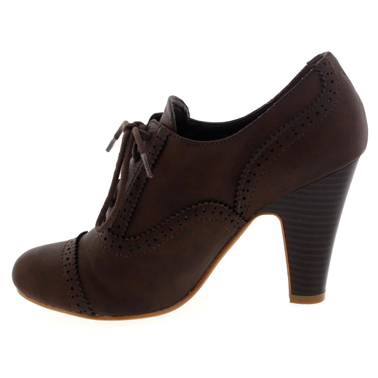 Brogue Shoes  Eee Ladies