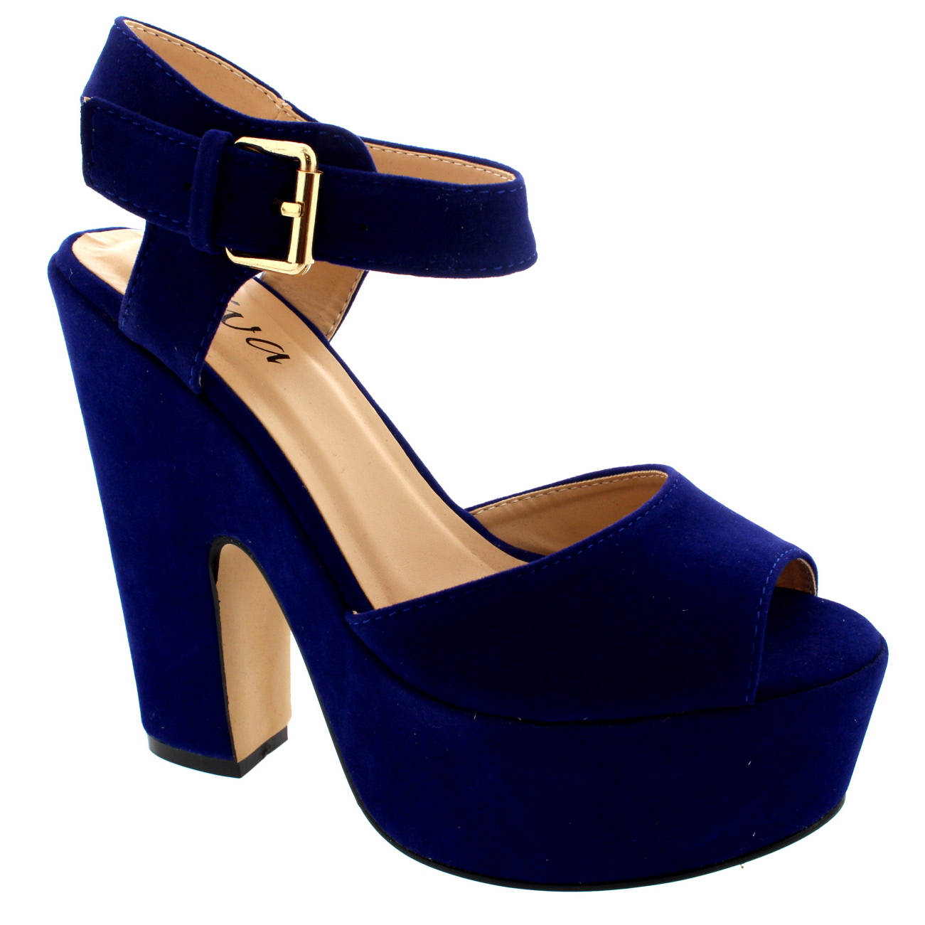 New Look Ladies Shoes With Ankle Strap