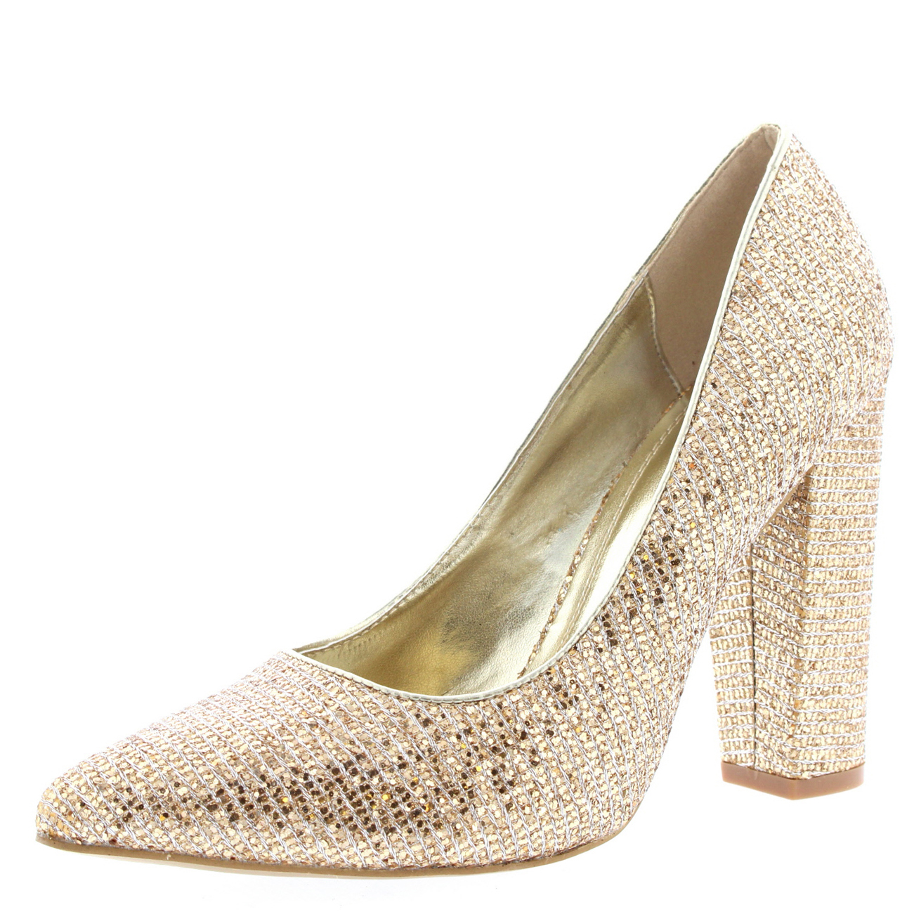 76b591db7e8 These chic new heels look even better when worn. Featuring a slightly  pointed toe front