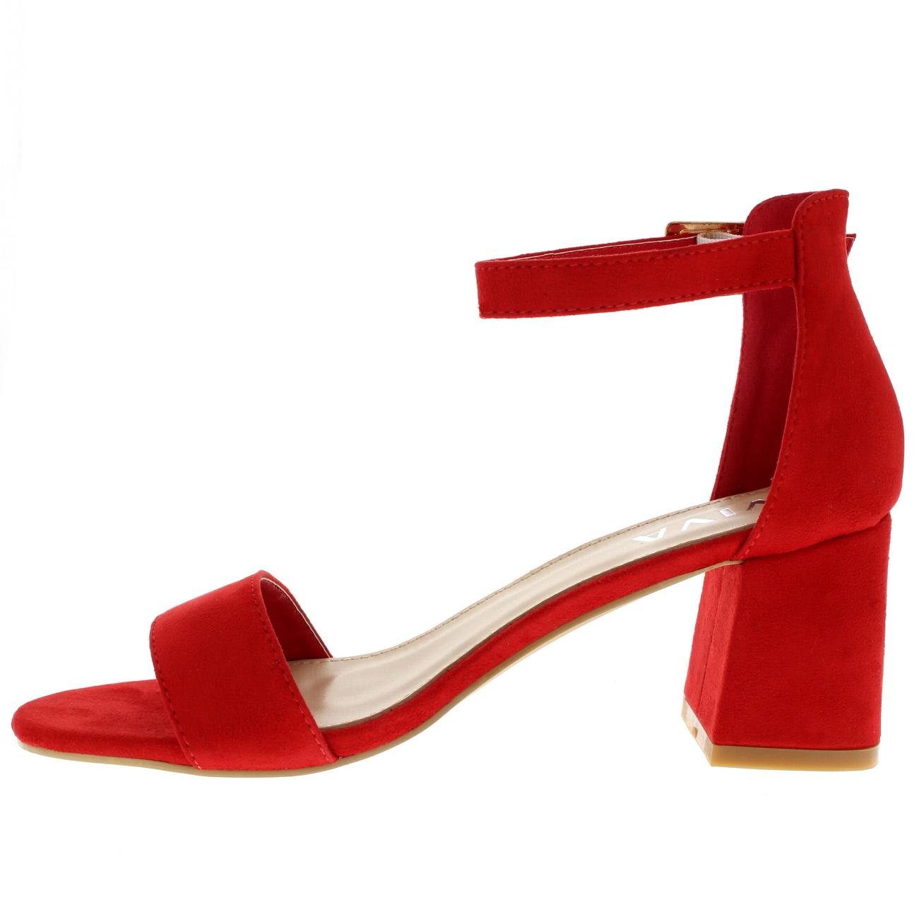 Lilley Zapato con Punta Abierta, de Tacón EN Bloque, Negro, Para Mujer Talla 4 UK/37 EU - Negro