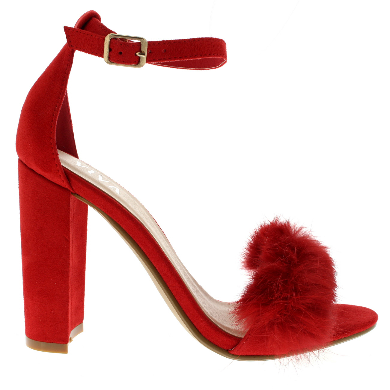 Fluffy Womens Shoes